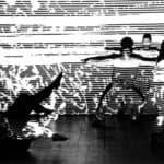 L'Aquilone teatro musica [Tam Teatromusica], Armoniche. Movimenti sonori nello spazio, Ferrara, 1980. Foto Marco Caselli Nirmal