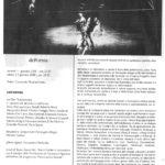 TamTeatromusica, deForma*, 2007-2009, Foglio di presentazione del laboratorio deForma, Teatro dei Filodrammatici, Piacenza.