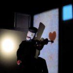 Tam Teatromusica. Verso Klee. 2014. Un occhio vede, l'altro sente. Foto di Claudia Fabris