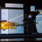 Tam Teatromusica. Verso Klee. 2014. Un occhio vede, l'altro sente. Foto di Fabio Montecchio
