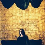 L'isola di Alcina. Teatro delle Albe. 2000. Ermanna Montanari. © foto di Silvia Lelli.