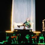 L'isola di Alcina. Teatro delle Albe. 2000. Ermanna Montanari e Giusy Zanini. © foto di Silvia Lelli.