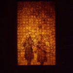 L'isola di Alcina. Teatro delle Albe. 2000. Ermanna Montanari e Giusy Zanini. © foto di Enrico Fedrigoli.