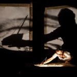 Teatro Gioco Vita, Donna di Porto Pim, 2013, foto Serena Groppelli