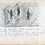 Fabrizio Montecchi, Studio (post Préludes), 1988, Album 1988, Archivio privato dell'artista