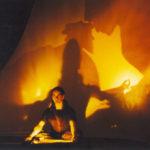 Teatro Gioco Vita, Al limitare del deserto, 1996, foto Anusc Castiglioni