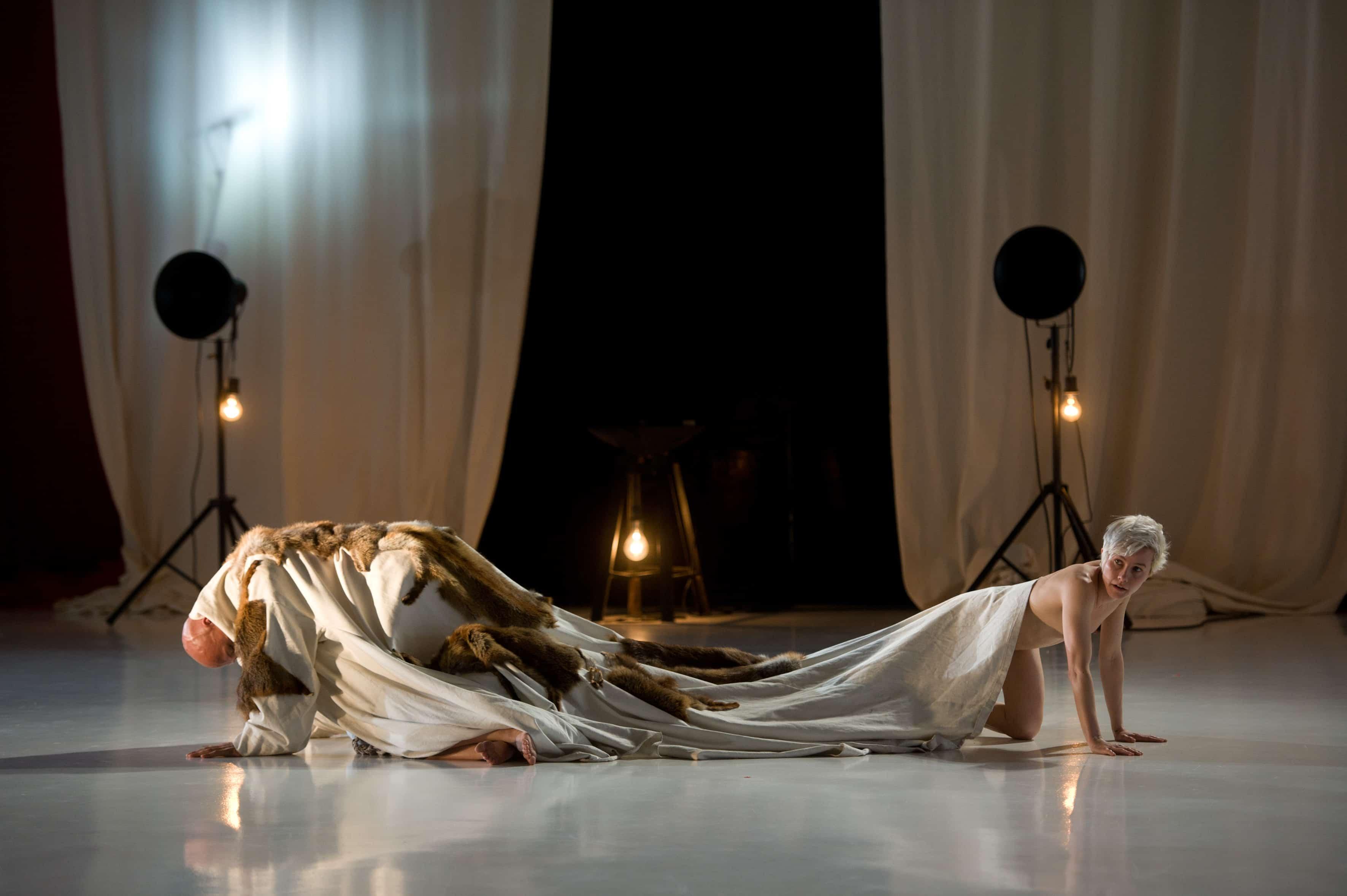 Teatro Valdoca. Caino. 2011.