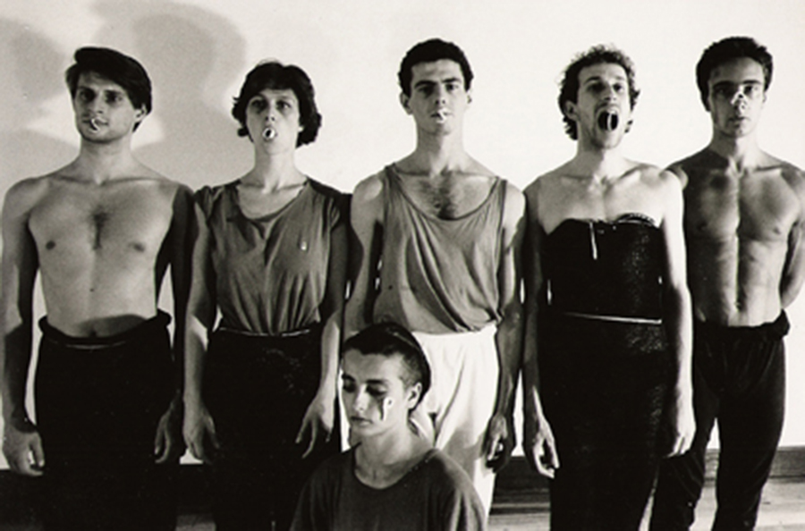 Sosta Palmizi. 1985. © Foto di Davide Peterle.