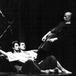 Sosta Palmizi. Pubblicata in 'In punta di piedi. La danza italiana oggi', Catalogo di Vita Italiana, Roma, 1995