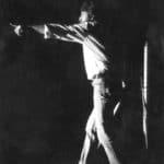 Mimmo Cuticchio. La spada di Celano. 1983