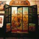 Palermo, Teatro dei Pupi Santa Rosalia dell'Associazione Figli d'Arte Cuticchio, aperto da Mimmo Cuticchio nel 1973