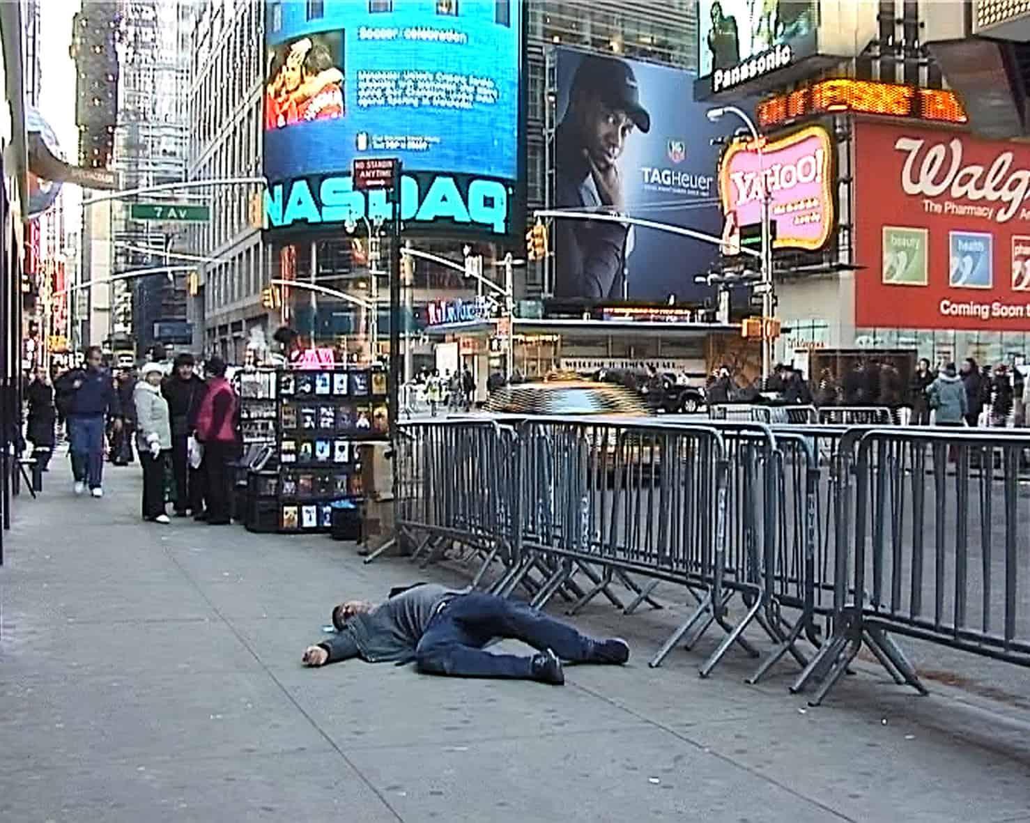 Kinkaleri. WEST(New York). 2007. Still image. © Kinkaleri