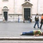 Kinkaleri. WEST(Roma). 2003. Still image. © Kinkaleri