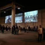 Kinkaleri. WEST. Installazione Fabbrica Europa (Firenze). 2009. © Kinkaleri