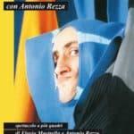 Antonio Rezza e Flavia Mastrella. Pitecus. 1995. Locandina.