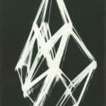 Achille Perilli, Gruppo Altro. Altro/ICS. 1977. Bozzetto della struttura mobile. Pubblicato in 'Altro. Dieci anni di lavoro intercodice', edizioni Kappa, 1981.