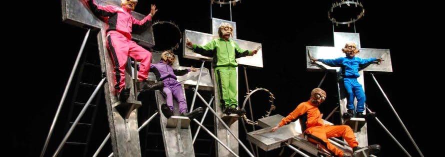 Marcido Marcidorjs e Famosa Mimosa, ...Ma bisogna che il discorso si faccia!, 2009.